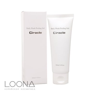Гель для лица Ciracle Daily Wash Peeling Gel 100мл