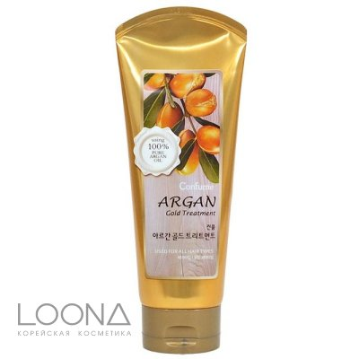 Маска для волос Welcos Confume Argan Gold Treatment