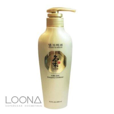 Кондиционер для волос Daen Gi Meo Ri Ki Gold Energizing Conditioner (w/o ind. Package) 500мл