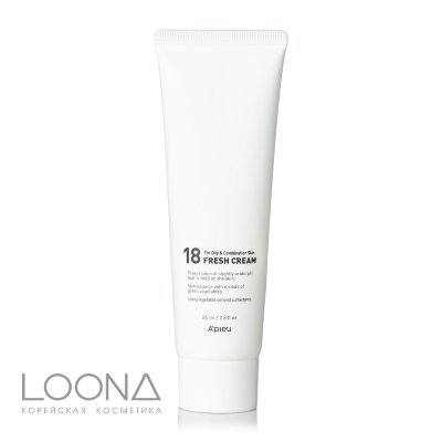 АП 18 Крем для молодой кожи лица A'PIEU 18 Fresh Cream (For Oily&Combination Skin)