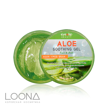 Гель для тела с  экстрактом алое Eyenlip Aloe Soothing Gel 300мл